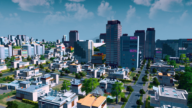 Cities: Skylines Screenshot 1