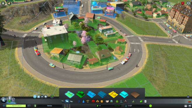 Cities: Skylines - Content Creator Pack: European Suburbia Screenshot 1