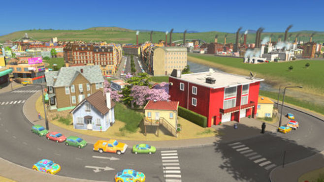 Cities: Skylines - Content Creator Pack: European Suburbia Screenshot 2