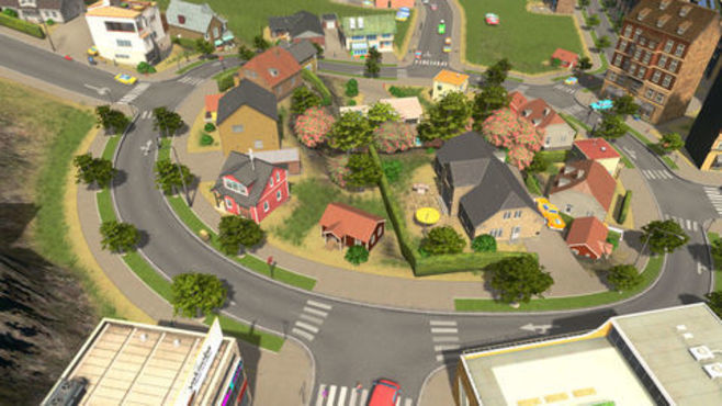 Cities: Skylines - Content Creator Pack: European Suburbia Screenshot 3
