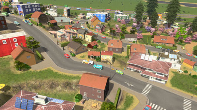 Cities: Skylines - Content Creator Pack: European Suburbia Screenshot 4