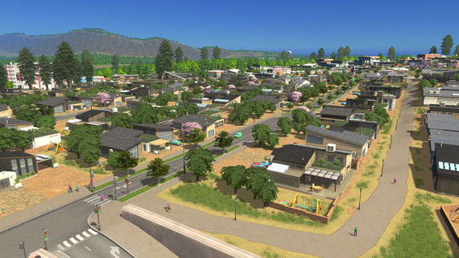 Cities: Skylines - Green Cities Screenshot 2