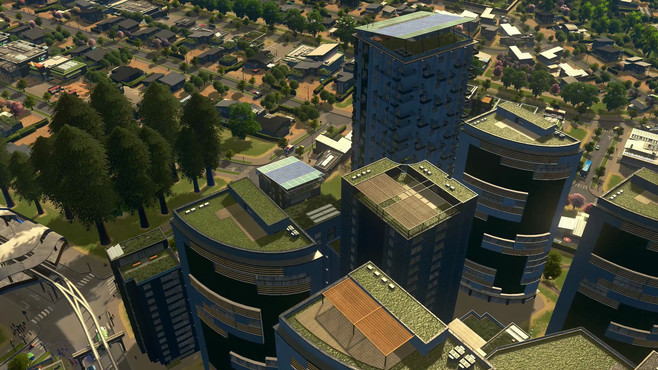 Cities: Skylines - Green Cities Screenshot 5