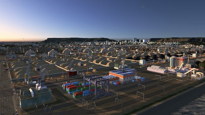 Cities: Skylines - Industries Screenshot 1