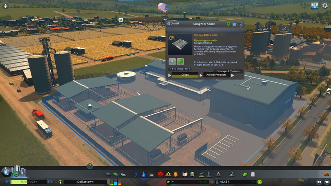 Cities: Skylines - Industries Screenshot 2