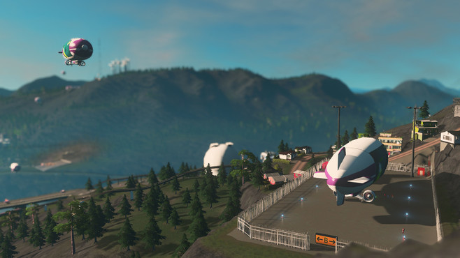 Cities: Skylines - Mass Transit Screenshot 1
