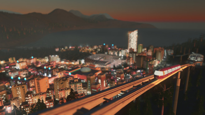 Cities: Skylines - Mass Transit Screenshot 3