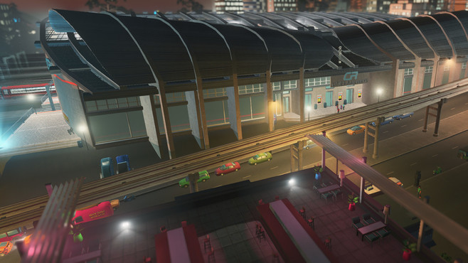Cities: Skylines - Mass Transit Screenshot 4