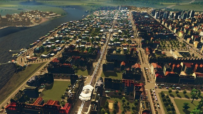 Cities: Skylines - Mass Transit Screenshot 9