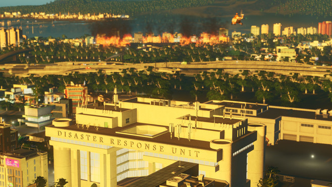 Cities: Skylines - Natural Disasters Screenshot 2