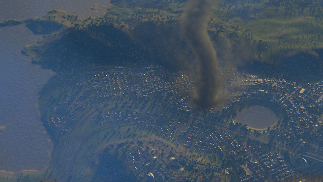 Cities: Skylines - Natural Disasters Screenshot 7