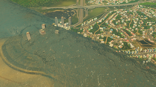 Cities: Skylines - Natural Disasters Screenshot 8