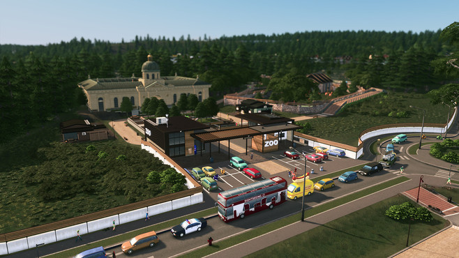 Cities: Skylines - Parklife Screenshot 2