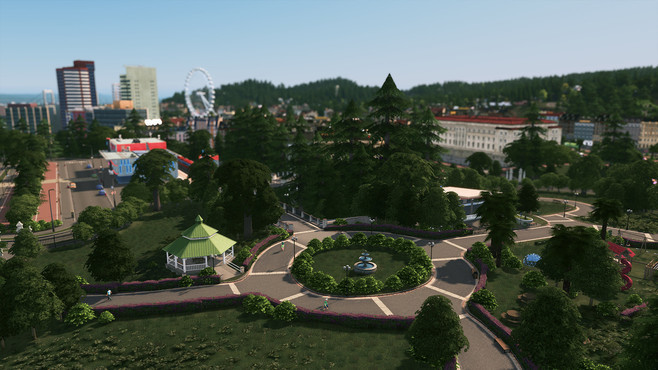 Cities: Skylines - Parklife Plus Screenshot 2