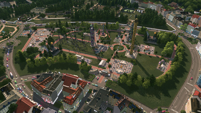 Cities: Skylines - Parklife Plus Screenshot 4