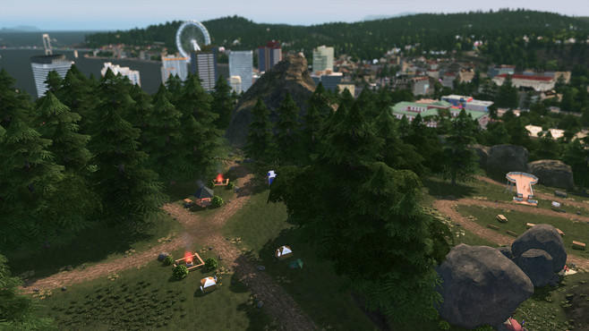 Cities: Skylines - Parklife Plus Screenshot 5
