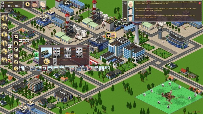 City Simulator Screenshot 3