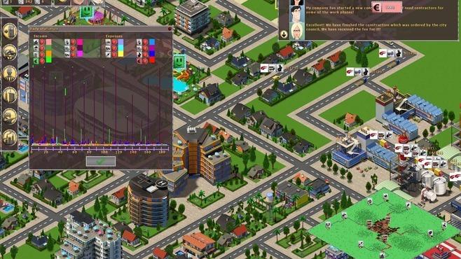City Simulator Screenshot 4