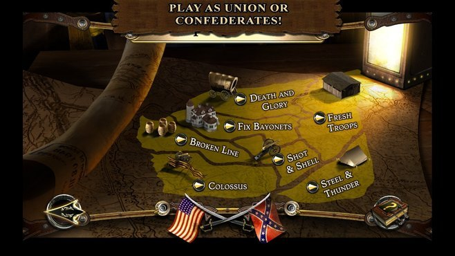 Civil War: 1862 Screenshot 1