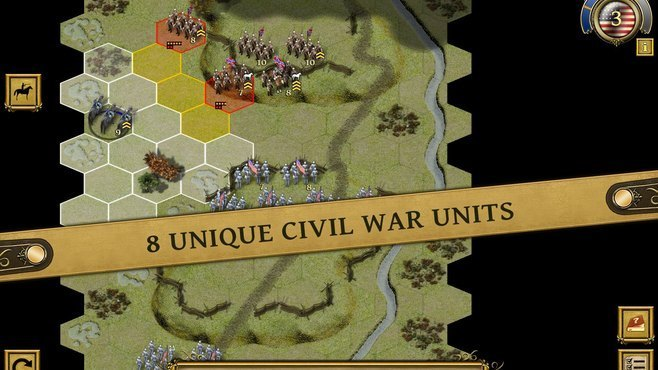 Civil War: 1864 Screenshot 4