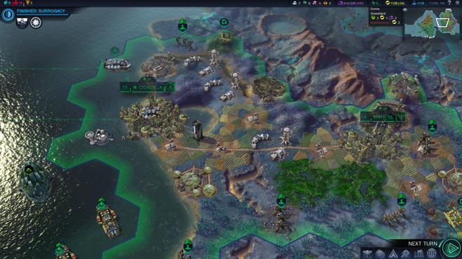 Sid Meier's Civilization: Beyond Earth – The Collection Screenshot 3
