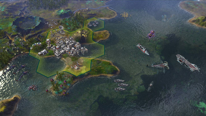 Sid Meier's Civilization: Beyond Earth – The Collection Screenshot 9