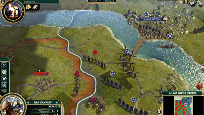 Sid Meier's Civilization® V: The Complete Edition Screenshot 1