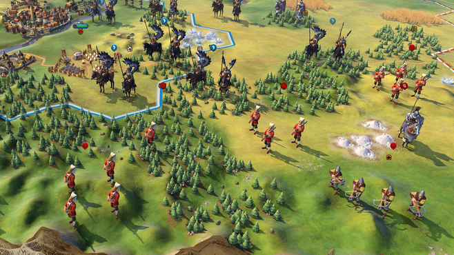 Sid Meier's Civilization® VI: Poland Civilization & Scenario Pack Screenshot 3