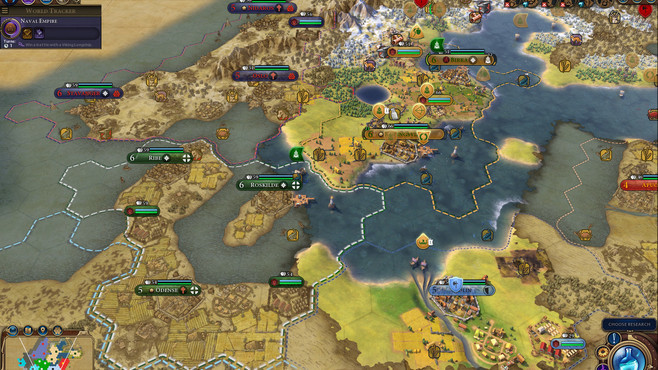 Civilization VI - Vikings Scenario Pack Screenshot 1
