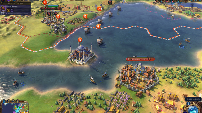 Civilization VI - Vikings Scenario Pack Screenshot 2