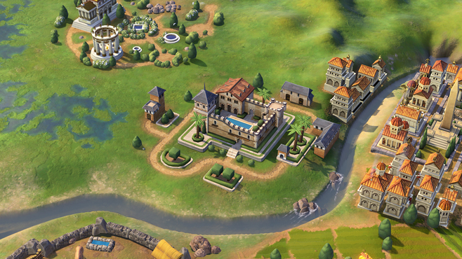 Civilization VI - Vikings Scenario Pack Screenshot 4