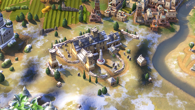Civilization VI - Vikings Scenario Pack Screenshot 5