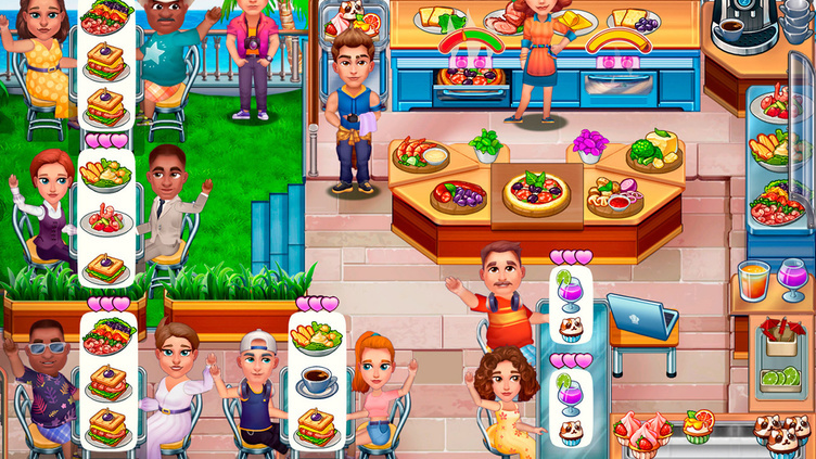 Claire's Cruisin' Cafe Collector's Edition Screenshot 6