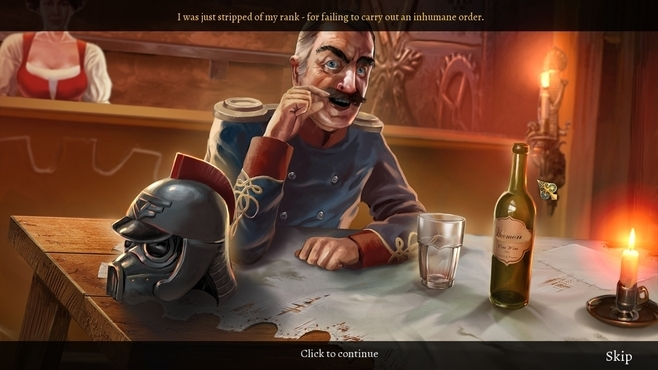 Clockwork Tales: Of Glass and Ink Collector's Edition Screenshot 1
