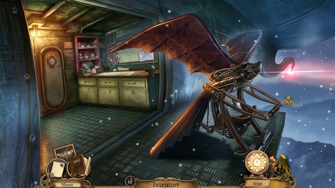 Clockwork Tales: Of Glass and Ink Collector's Edition Screenshot 2