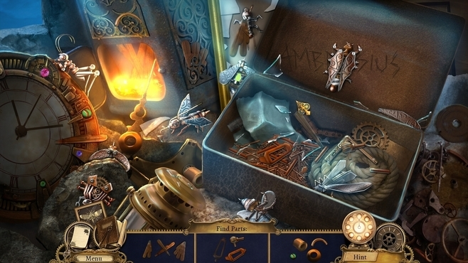 Clockwork Tales: Of Glass and Ink Collector's Edition Screenshot 3