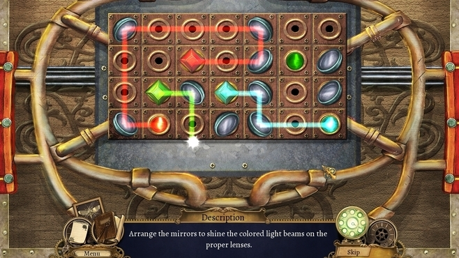 Clockwork Tales: Of Glass and Ink Collector's Edition Screenshot 5
