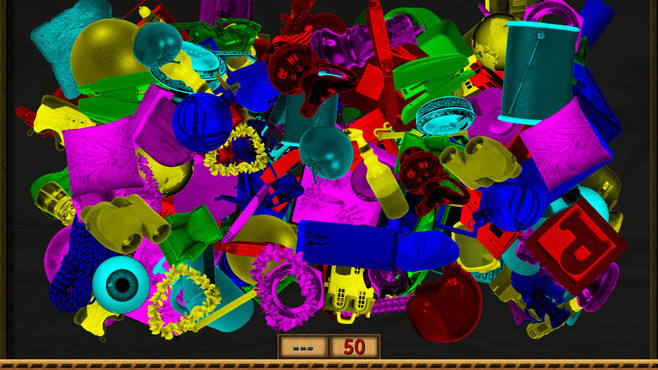 Clutter Infinity: Joe's Ultimate Quest Screenshot 1
