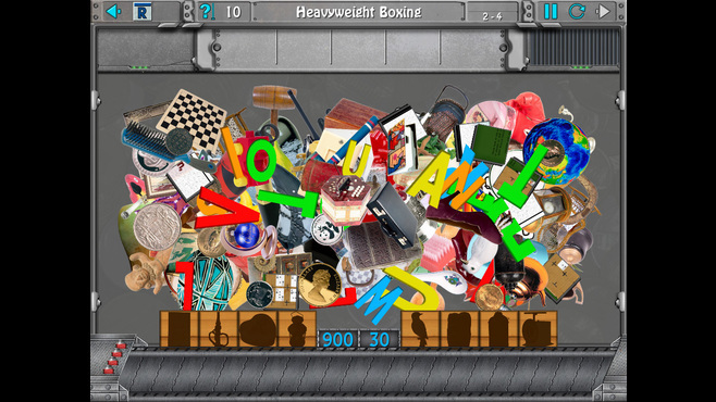 Clutter IV: Minigame Madness Tour Screenshot 2