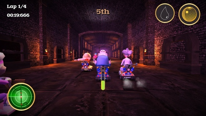 Coffin Dodgers Screenshot 3