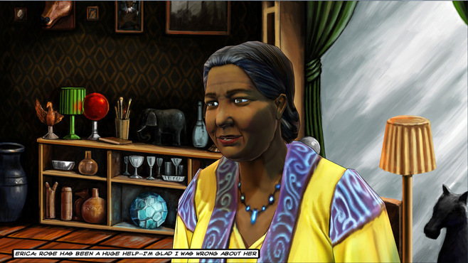 Cognition: An Erica Reed Thriller - Episode 1: The Hangman Screenshot 5