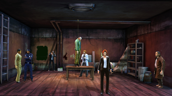 Cognition: An Erica Reed Thriller - Episode 1: The Hangman Screenshot 10