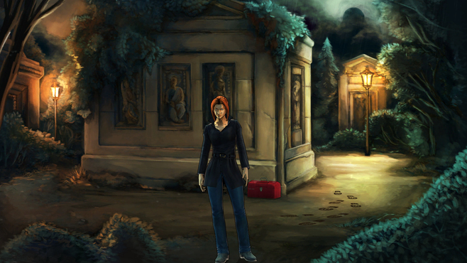 Cognition: An Erica Reed Thriller - Episode 1: The Hangman Screenshot 11