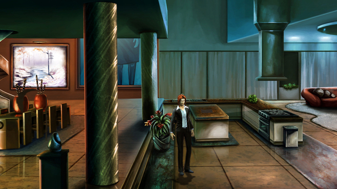 Cognition: An Erica Reed Thriller - Episode 3: The Oracle Screenshot 7