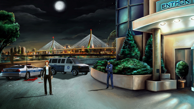 Cognition: An Erica Reed Thriller - Episode 3: The Oracle Screenshot 10