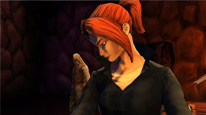 Cognition Game of the Year Edition Screenshot 2