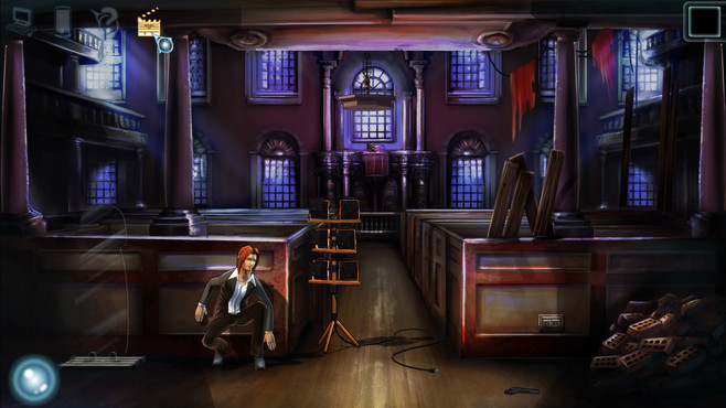 Cognition Game of the Year Edition Screenshot 6