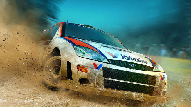 Colin McRae Rally Screenshot 1