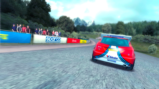 Colin McRae Rally Screenshot 3