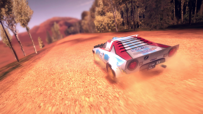 Colin McRae Rally Screenshot 10
